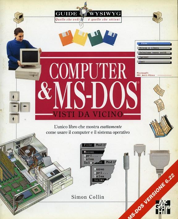 Computer and [e] Ms-DOS