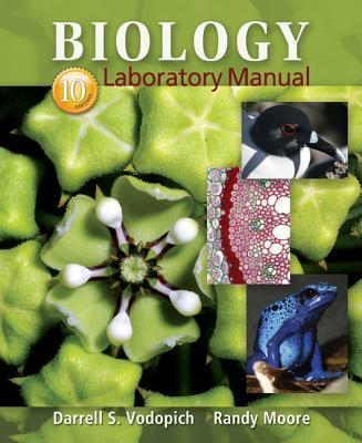 Biology Lab Manual + Connect Plus Access Card