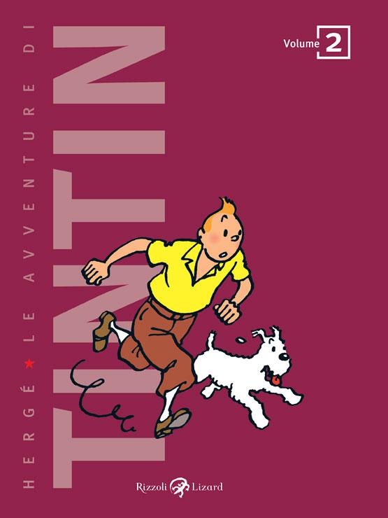 Le avventure di Tintin vol. 2