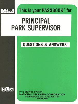 Principal Park Supervisor
