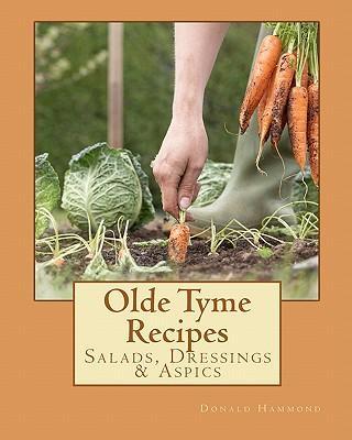 Olde Tyme Recipes