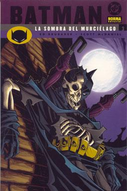 Batman: La sombra del murciélago #3 (de 10)
