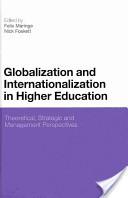 Globalization and internationalization in higher education