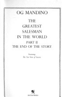 The Greatest Salesma...
