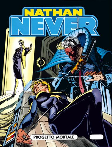 Nathan Never n. 45