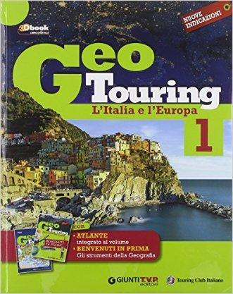 Geotouring. Per la Scuola media. Con e-book. Con espansione online