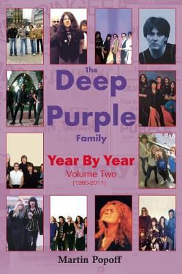 Deep Purple Family Year By Year