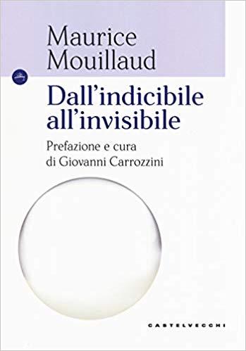 Dall'indicibile all'invisibile