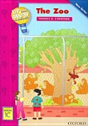 Up and Away Readers: The zoo 1C
