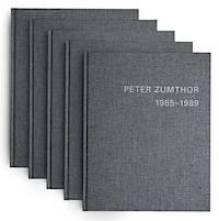 Peter Zumthor, 1985-2013