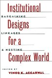Institutional Designs for a Complex World