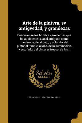 SPA-ARTE DE LA PINTVRA SV ANTI