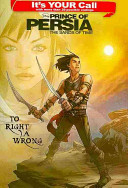 It's Your Call: Prince of Persia: To Right a Wrong