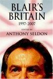 Blair's Britain, 199...