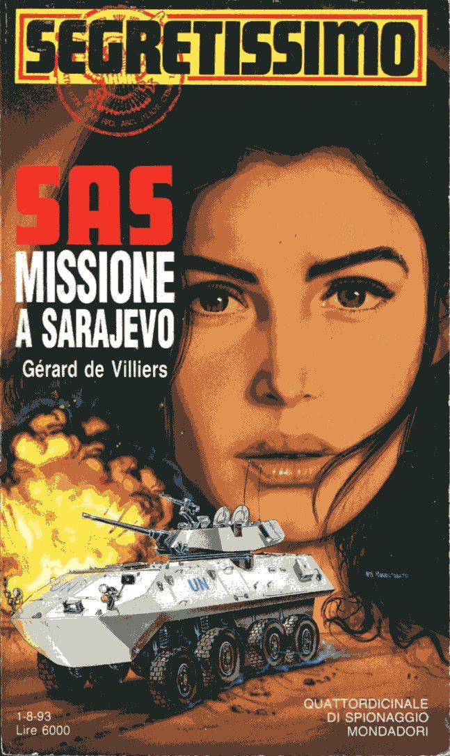 SAS: Missione a Sarajevo
