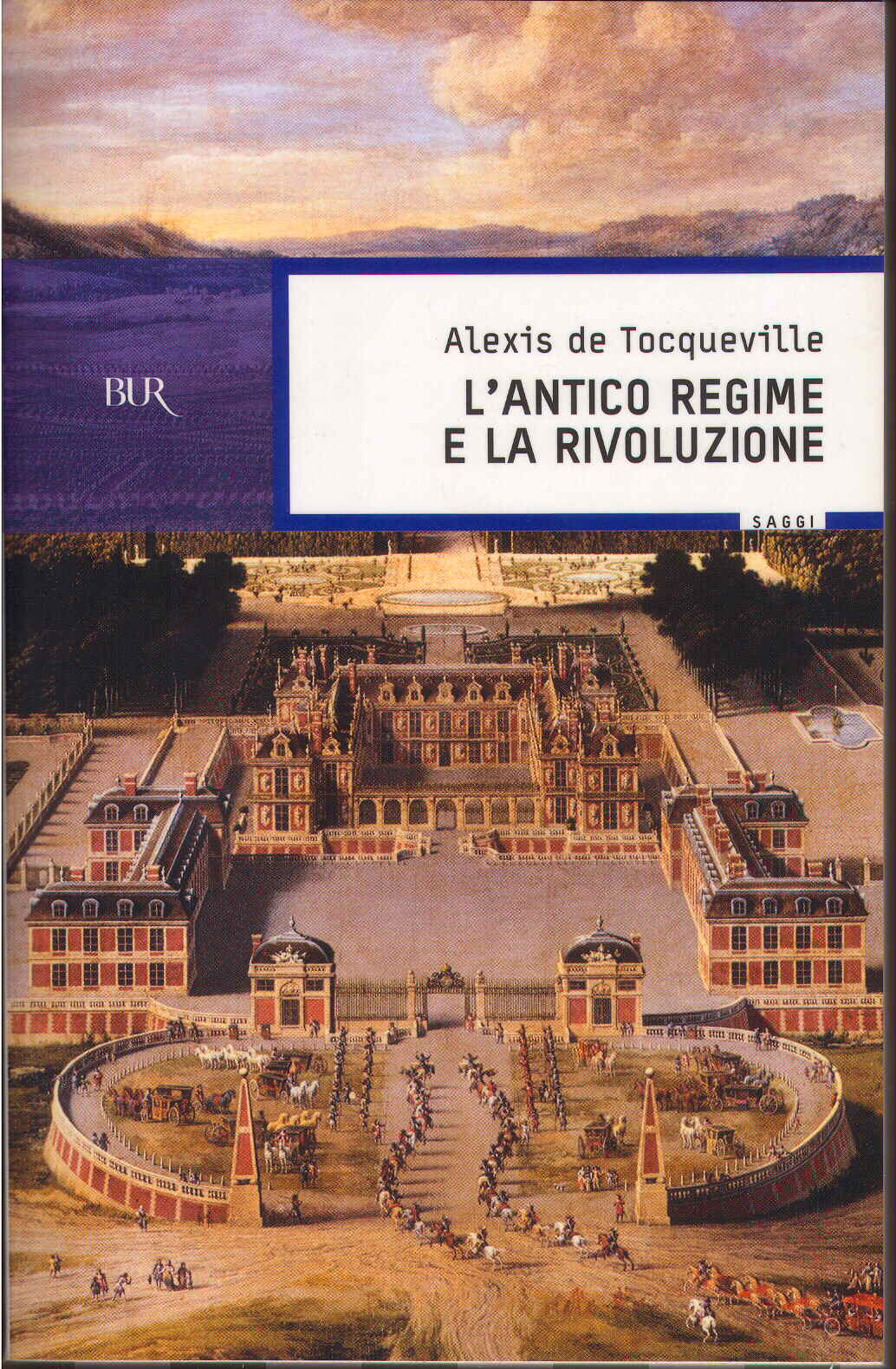 L'antico regime e la Rivoluzione