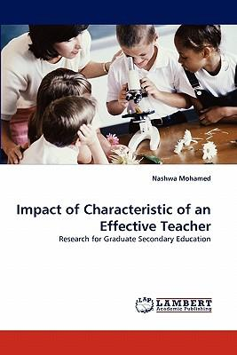 Impact of Characteristic of an Effective Teacher