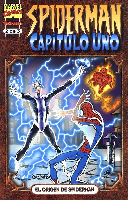 Spiderman: Capítulo uno #2 (de 3)