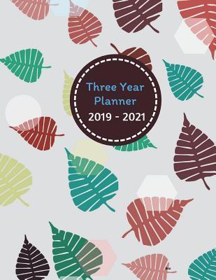 Three Year Planner 2...