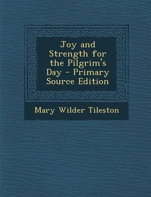 Joy and Strength for...