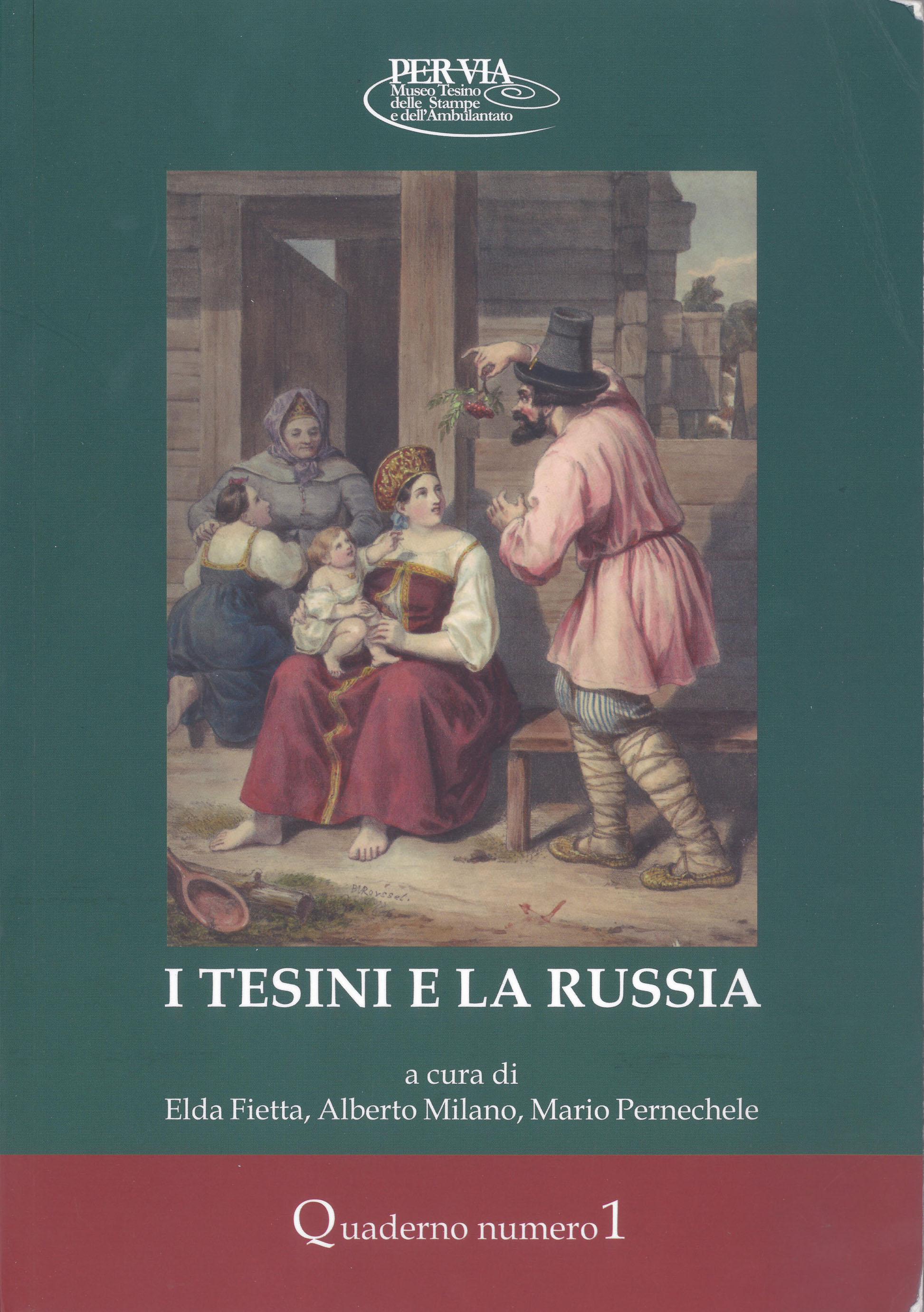 I Tesini e la Russia