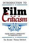 Introduction to Film Criticism