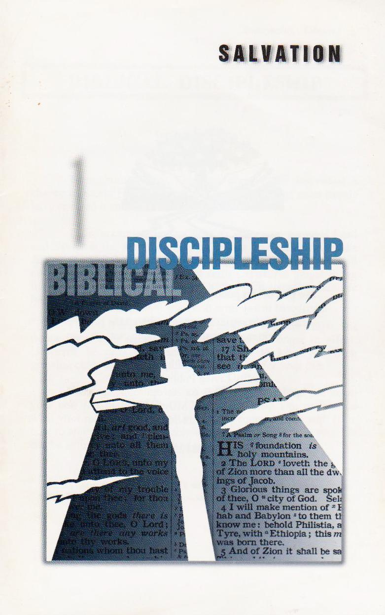 Biblical Discipleship