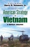 American Strategy in Vietnam
