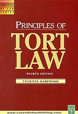 Principles on Tort Law