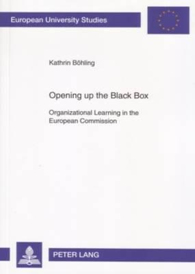 Opening Up the Black...