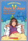 Junie B Jones tiene un monstruo debajo de la cama