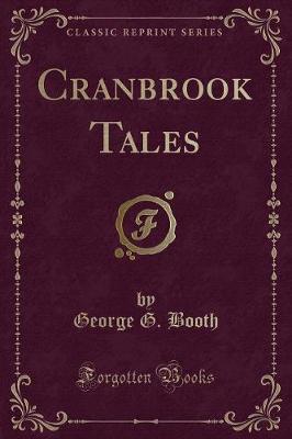 Cranbrook Tales (Classic Reprint)