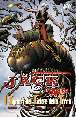 Jack of Fables vol. ...