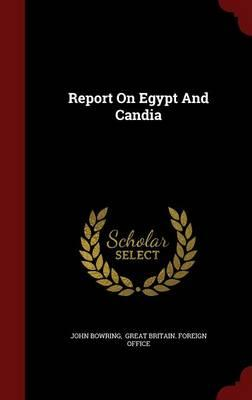 Report on Egypt and ...