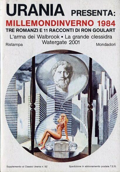 Millemondi Inverno 1984 : Tre romanzi e 11 racconti di Ron Goulart