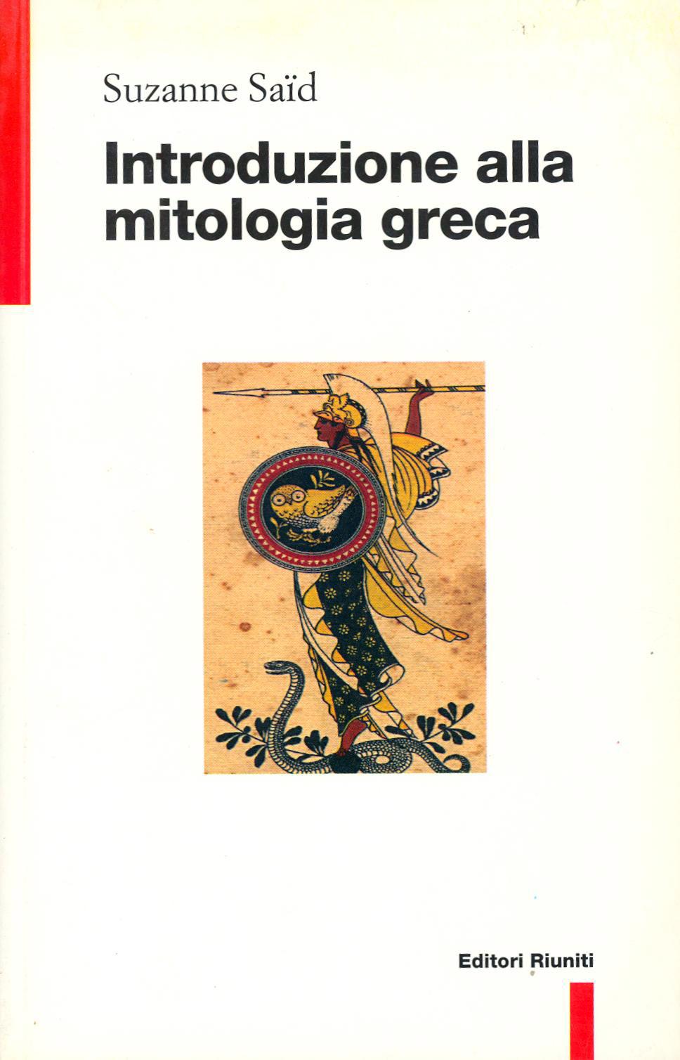 Introduzione alla mitologia greca