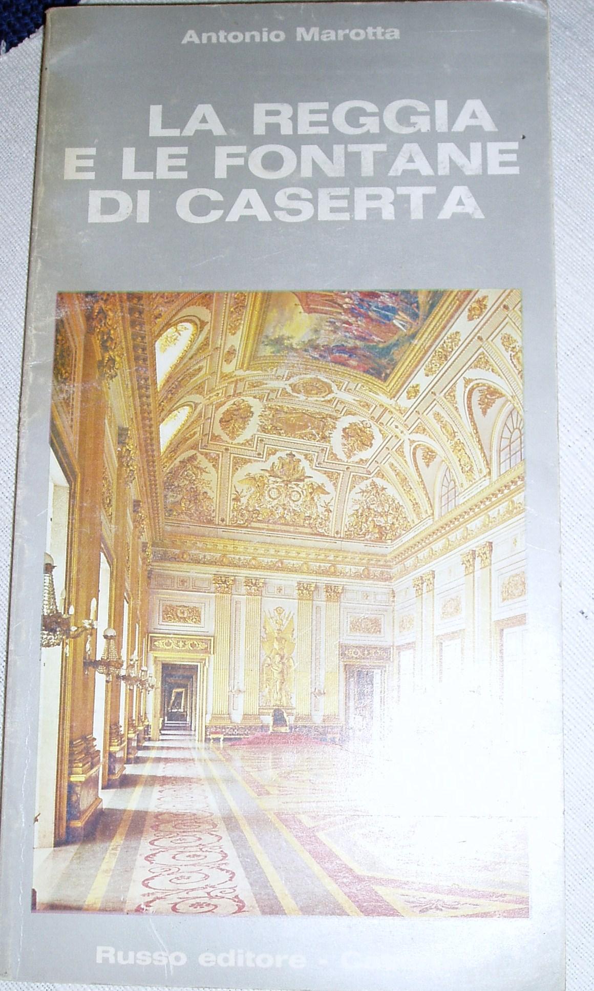 La Reggia e le fontane di Caserta