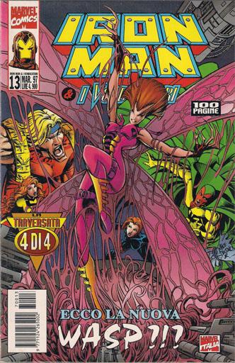 Iron Man e i Vendicatori n. 13