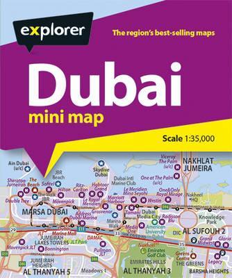 Dubai Mini Map (Explorer)