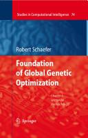 Foundations of Global Genetic Optimization