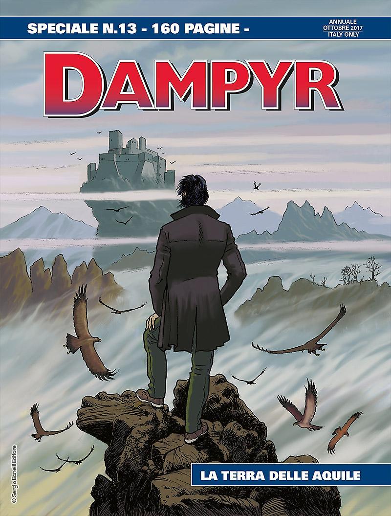 Dampyr Speciale vol....
