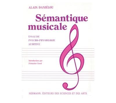 Sémantique musicale