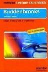 Buddenbrooks. Materialien. Inhalt. Hintergrund. Interpretation