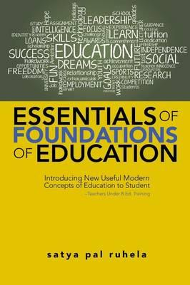 Essentials of Foundations of Education