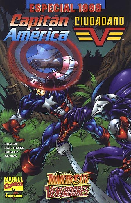 Capitán América & Ciudadano V Especial 1999