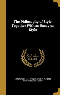 PHILOSOPHY OF STYLE TOGETHER W