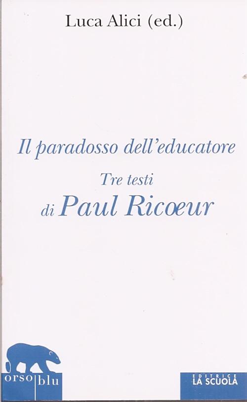 Il paradosso dell'educatore