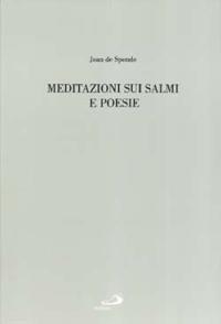 Meditazioni sui Salmi e poesie