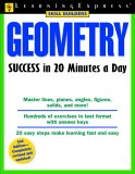 Geometry Success in 20 Minutes a Day, 2nd Edition