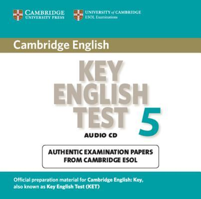 Cambridge Key English Test 5 Audio CD